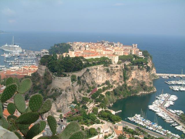Le rocher de Monaco 4rocher
