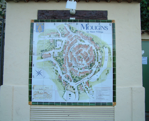 Le plan de Mougins